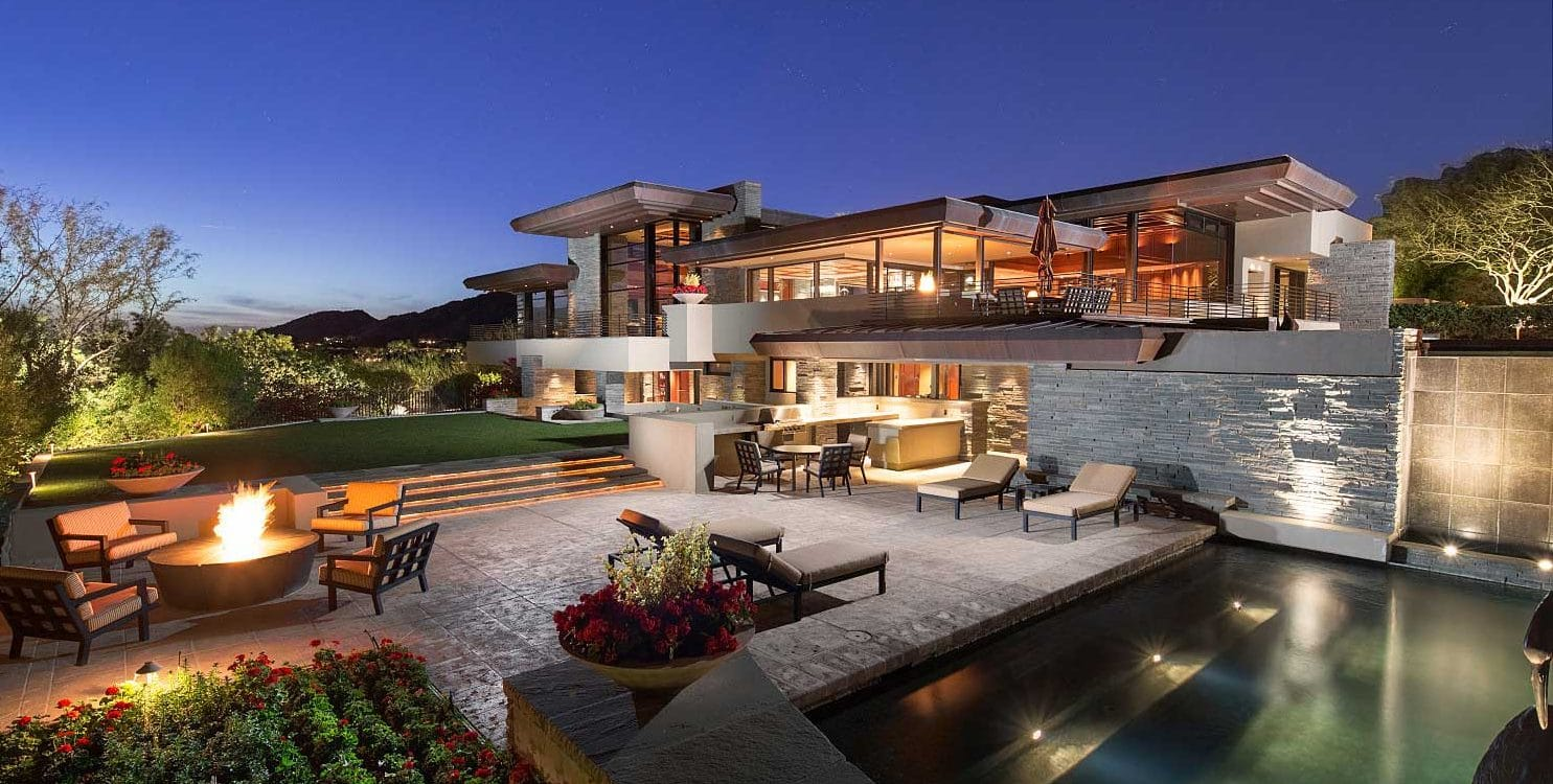 Architecturally Significant Homes In Paradise Valley